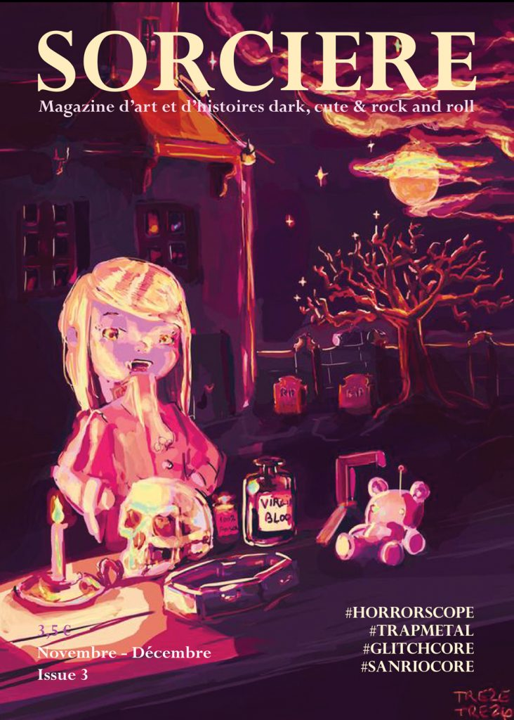 Sorciere Issue 3
