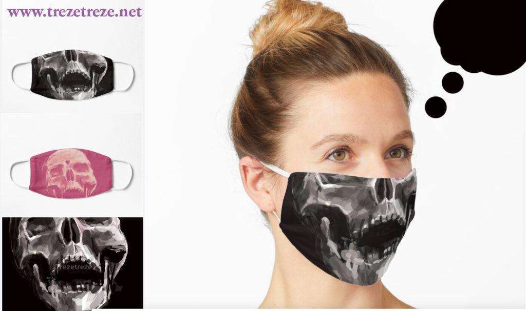 masque anti covid par trezetreze