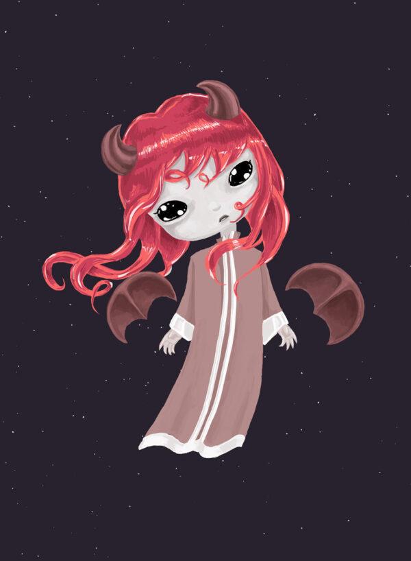 Succubus Doll
